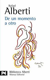Portada de De Un Momento A Otro: Poesia E Historia (1934-1939)