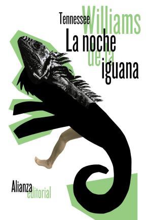 Portada de La Noche De La Iguana
