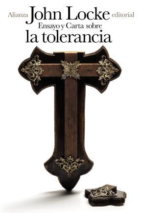 Portada de Ensayo Y Carta Sobre La Tolerancia