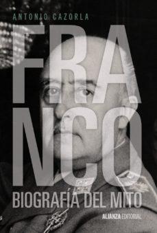 Portada de Franco: Biografia Del Mito
