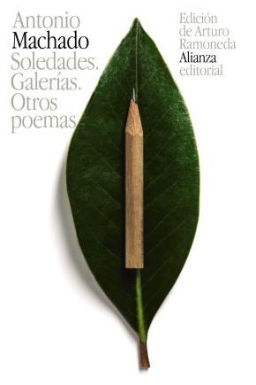 Portada de Soledades. Galerias. Otros Poemas