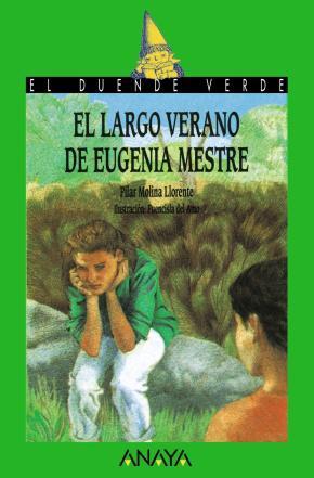 Portada de El Largo Verano De Eugenia Mestre