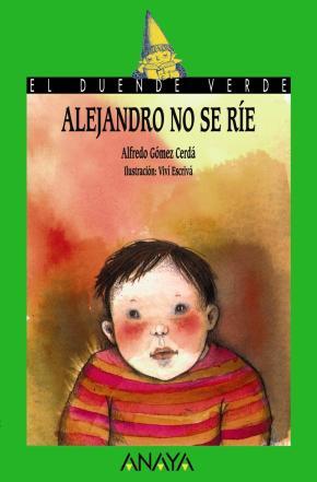 Portada de Alejandro No Se Rie