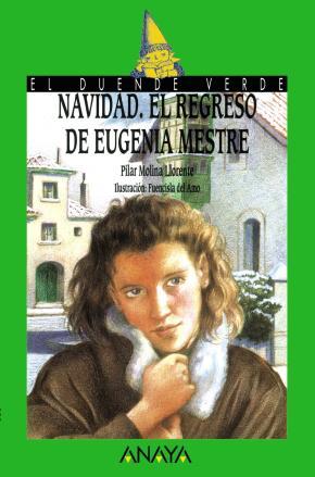 Portada de Navidad, El Regreso De Eugenia Mestre