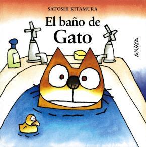 Portada de El Baño De Gato