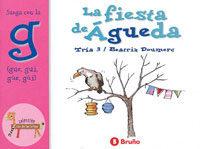 Portada de El Zoo De Las Letras: La Fiesta De Agueda