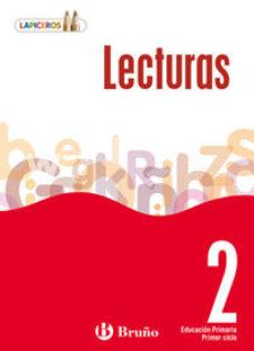 Portada de Lapiceros Lecturas 2 (2º Primaria)