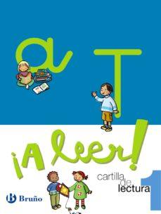 Portada de ¡a Leer! Cartilla 1 (educacion Infantil 4 Años)