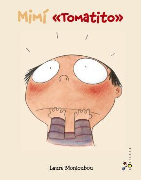 Portada de ¡mimi, La Tomatito! (album Cubilete)