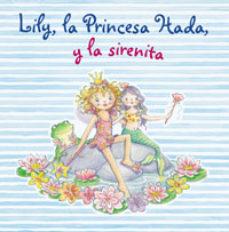 Portada de Lily La Princesa Hada Y La Sirenita Nº 7