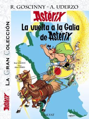 Portada de Asterix 5: La Vuelta A La Galia (asterix Gran Coleccion)