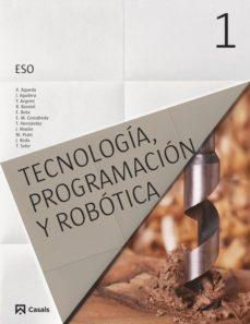 Portada de Programacion, Tecnologia Y Robotica 1