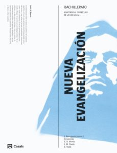 Portada de Nueva Evangelizacion 1º Bachillerato Religion  Ed 2015