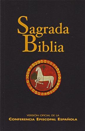 Portada de Sagrada Biblia (bolsillo)