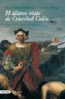 Portada de El Ultimo Viaje De Cristobal Colon