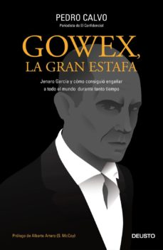 Portada de Gowex: La Gran Estafa