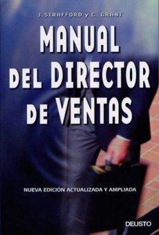 Portada de Manual Del Director De Ventas