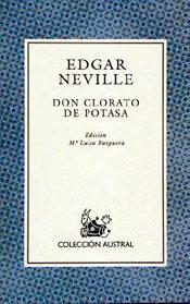 Portada de Don Clorato De Potasa