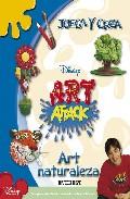 Portada de Art Naturaleza (juega Y Crea: Art Attack)
