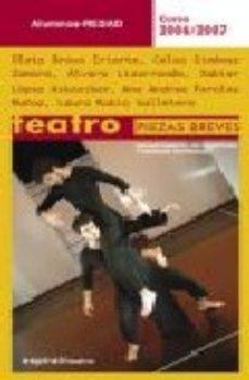 Portada de Teatro Piezas Breves 2006/2007