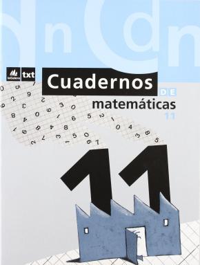 Portada de Cuaderno De Matematicas 11
