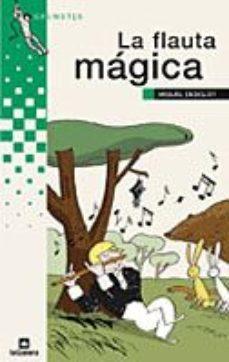Portada de La Flauta Magica