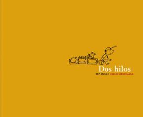Portada de Dos Hilos (premio Hospital Sant Joan De Deu)