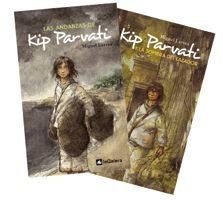 Portada de Las Andanzas De Kip Parvati. Kit Parvati Y La Sombra Del Cazador (pack Especial Kip Parvati)