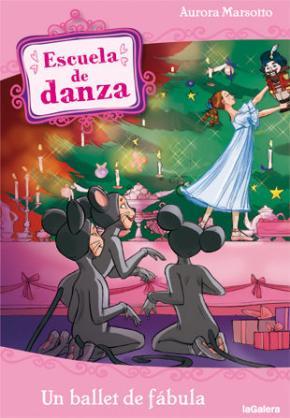 Portada de Un Ballet De Fabula (escuela De Danza)