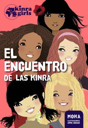 Portada de Kinra Girls 1:el Encuentro De Las Kinra