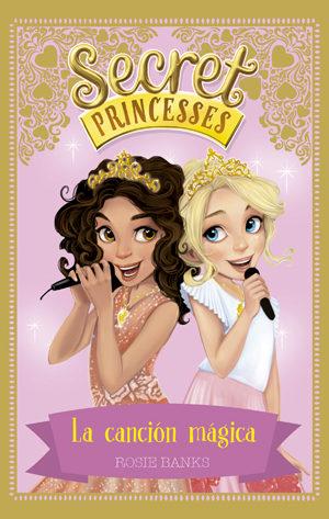 Portada de Secret Princesses 4: La Cancion Magica