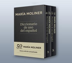 Portada de Diccionario De Uso Del Español (2 Vols.) (nueva Edicion Actualizada)