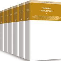 Portada de Tratados Hipocraticos (8 Vols.)