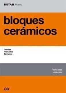 Portada de Bloques Ceramicos: Detalles, Productos, Ejemplos