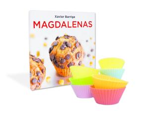 Portada de Caja De Magdalenas (pack Libro + Moldes)