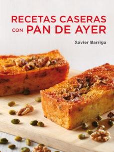 Portada de Recetas Caseras Con Pan De Ayer