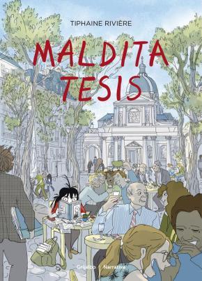 Portada de Maldita Tesis