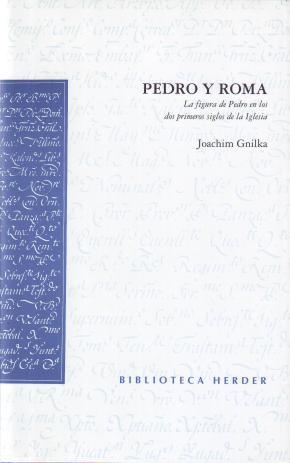 Portada de Pedro Y Roma