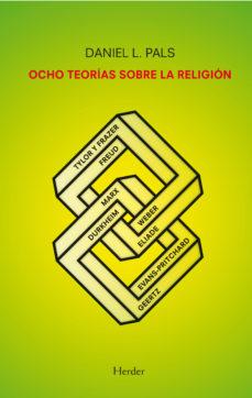 Portada de Ocho Teorias Sobre La Religion