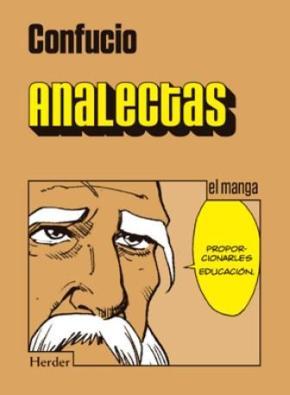 Portada de Analectas (el Manga)