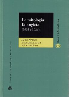 Portada de La Mitologia Falangista (1933-1936)
