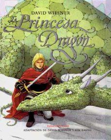 Portada de La Princesa Dragon