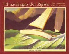 Portada de El Naufragio Del Zefiro