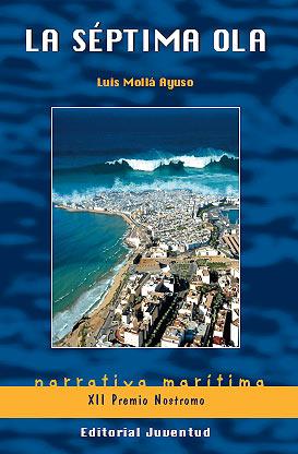 Portada de La Septima Ola (premio Nostromo 2008)