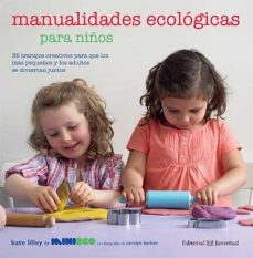 Portada de Manualidades Ecologicas