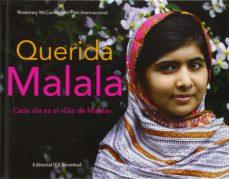 Portada de Querida Malala (premio Nobel De La Paz 2014)