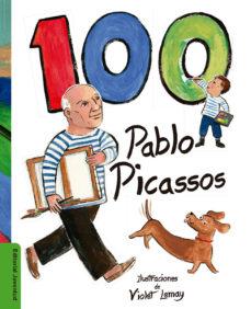 Portada de 100 Pablo Picassos