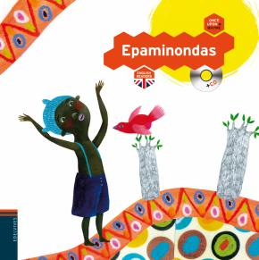 Portada de Epaminondas + Cd