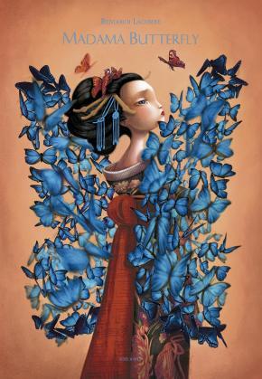Portada de Madama Butterfly