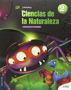 Portada de Ciencias De La Naturaleza 2 Primaria Proyecto Superpixepolis Madrid